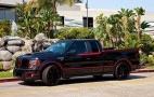 Batmobile-Themed Ford F-150 Pickup Can Be Yours