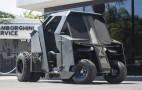 For Sale: Batmobile Tumbler Golf Cart