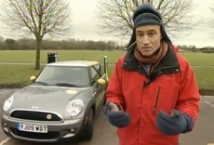 BBC Correspondent complains about MINI E