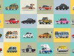 BBC infographic: identify these cars from film and TV