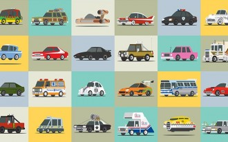 Friday Timewaster: Identify These Famous Cars From Film & TV