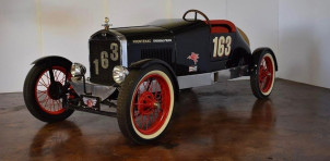 Believed to be a re-creation, '26 Ford Frontenac will cross the block at Branson Auction