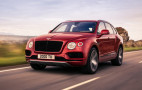 Bentley Bentayga V8 arrives with 550 horsepower