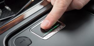 Bentley biometric security compartment for Bentayga