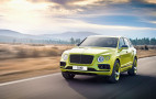 Bentley announces Bentayga Pikes Peak Edition to honor record-setting run