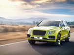 Bentley Bentayga Pikes Peak Special Edition