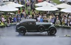 Bentley 'Blue Train' Cleans Up At Schloss Bensberg Classics