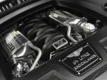 Bentley Brooklands 6.75L V8 engine