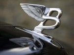 Bentley Brooklands hood ornament