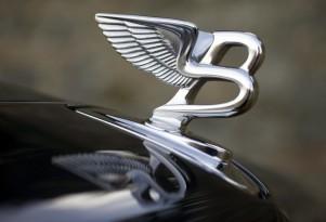 Bentley Brooklands hood ornament