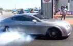 Pro Street Bentley Continental GT Is Straight-Line Class: Video