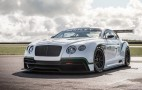 Bentley Continental GT3 Concept: 2012 Paris Auto Show