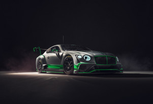 Second-generation Bentley Continental GT3 racer
