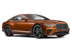 2018 Bentley Continental GT First Edition beckons early adopters