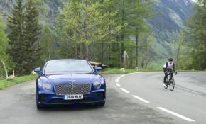 2019 Bentley Continental GT, Austria 2018