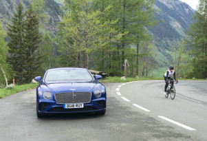 2019 Bentley Continental GT, Austria 2018