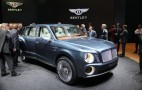 Bentley EXP 9 F SUV Concept Live Photos: 2012 Geneva Motor Show