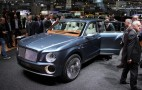 Bentley EXP 9 F Concept For Plug-In Hybrid SUV: Geneva Motor Show