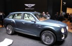 Bentley EXP 9 F Concept SUV: Will Come With V-6 Plug-in Hybrid Option