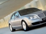 Bentley Flying Spur: the preferred choice for jewel thieves