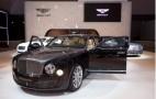 Bentley Mulsanne Shaheen Debuts In Dubai, Inspired By Eagles