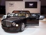 Bentley Mulsanne Shaheen special edition, 2013 Dubai Auto Show