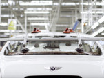 Bentley Mulsanne assembly