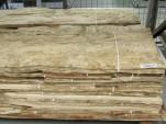 Bentley works, Crewe - stacks of veneer for woodwork