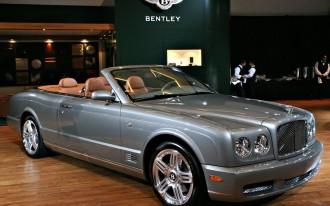 Bentley Shows 2009 Azure T
