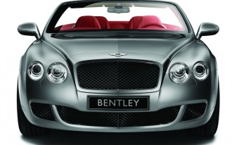 Hitting 200mph In The Bentley Continental GTC Speed. With The Top Down.