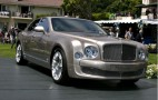 First 2011 Bentley Mulsanne Sells For $550,000 At Auction