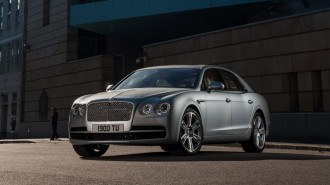 2015 Bentley Flying Spur V8