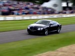 Bentley's Continental GT Speed at the 2012 Goodwood Festival of Speed