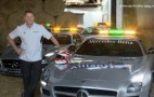 Mercedes-Benz Tells The History Of The F1 Safety Car: Video