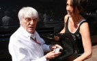 Bernie Ecclestone Shows Off Two Million Euro Hublot BB Watch