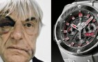 Battered Ecclestone Uses Bruised Mug For Hublot Ad
