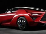 Bertone Project M supercar Mantide