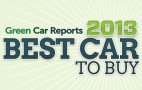 Green Car Reports' Best Car To Buy 2013: Our Six Finalists