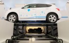 Better Place shows off its automated EV battery switching station