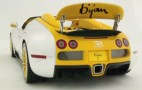 The Late Bijan Pakzad's Custom Bugatti Veyron Grand Sport Revealed: Video