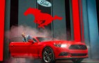 Ford Prepares For Next Week's Mustang 50th Anniversary Celebration
