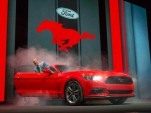Bill Ford and the 2015 Ford Mustang