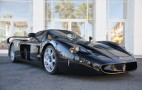 Maserati MC12 In Black Offered Up For Sale