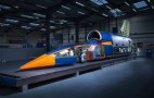 Bloodhound SSC land speed record attempt set for October 2017