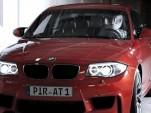 BMW 1-Series M Coupe sneak peek