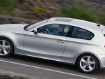 BMW 1-series three-door hatch