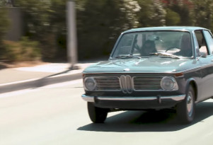Jay Leno explores a bit of BMW history with a 1967 BMW 1600