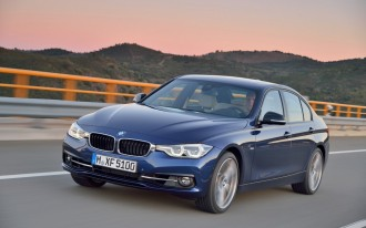 2016 BMW 3-Series Crash-Tested: Maintains 'Marginal' Rating
