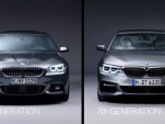BMW 5-Series design video