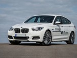 BMW 5-Series Gran Turismo Power eDrive prototype